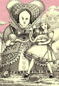 AliceManiA: Tomislav Tomic   Alice in Wonderland