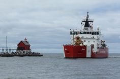 US Coast Guard Mackinaw WLBB-30, Grand Haven, MI   Flickr - Photo Sharing!