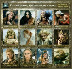 Norse Goddess