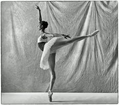 Model: Adji Cissoko. Photo: Timothy Neesam