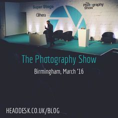 Find out all about our visit to this year's Photography Show as we share a few of the things we learnt from some of the talks across the stages (Link in Bio) ... #birminghamnec #birmingham #thephotographyshow2016 #photographyshow2016 #NEC #ThePhotographyShow #PhotographyShow #ukphotoshow #photography #photographer #blogger  #blog #instagraphicdesign #graphicdesigner #bloggers #instablogger #photographyislife #photographyislifee #photographylovers #lifestyleblogger #lifeofagraphicdesigner…