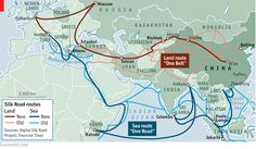 The New Silk Road. The first revival of the Silk Road—a vast and ancient network of trade routes linking China's merchants with those of Central Asia, the Middle East, Africa and Europe—took place in the seventh century