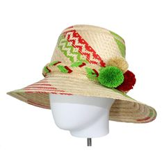 Multi Color - Straw Hat. SombrerosPersianasColorProductos cca380661d7