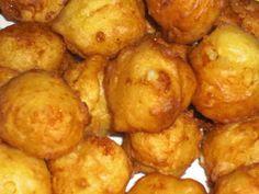 Las Recetas de Pumuki: Buñuelos de queso