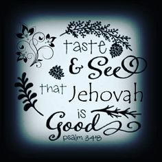 PS. 34:8 JW.ORG★