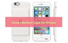 Latest release of smart battery case for iPhone 6, iPhone 6S by Apple - https://www.careiphone.com/latest-release-of-smart-battery-case-for-iphone-6-iphone-6s-by-apple/