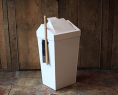 Designing for Disposal, Part 2: Lidded Trash Cans - Core77