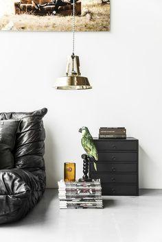 New catalogue from HK living www.wonenmetlef.nl
