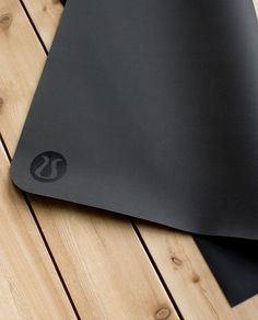 We designed this reversible, extra long and wide version of the The Mat for tall yogis and those who want to really stretch out during practice. The natural rubber base gives us plenty of cushioning and the polyurethane top layer helps us get a grip during sweaty practices. Tip: you'll want to get to class early to claim your extra-large spot!