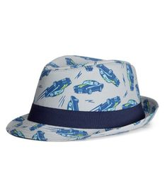 Patterned hat | Product Detail | H&M