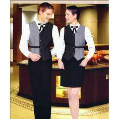 catering uniforms | Restaurant Uniform, C3-605 - Restaurant Uniform - Rensino Clothing Co ...