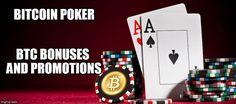 Bitcoin Poker - BTC Live Poker Bonus & Promotions