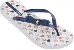 Beach Sandals & Flip Flops for Women US Size 4 Ipanema Flip Flops, Flipflops, Beach Flip Flops, Navy Shoes, Woman Beach, Beach Sandals, Flipping, Reebok, Shoes