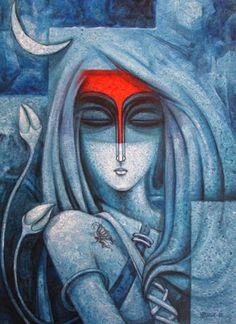 Nityam Roy Painting - SuchitrraArts.com