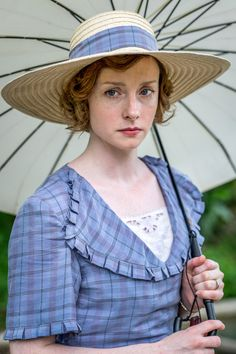 Sarah Raworth is played by Fiona Glascott in 'Indian Summers' (2015), set in 1932 during the final years of British colonial rule in India. Wife to missionary Doug Raworth, Sarah Raworth is resentful of her status as a second-class social citizen.