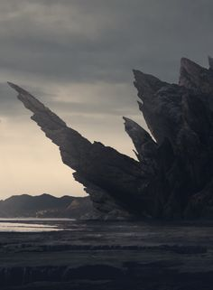 Dragon's Reach by xSti , via Behance