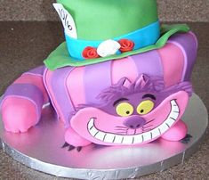 You must look at the pics on this blog - great ideas for an Alice in Wonderland theme party!