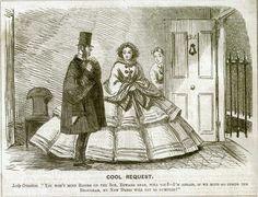 Punch magazine February 1857