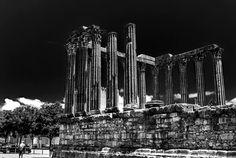 Templo de Diana - Évora by Luis de Brito  - Photo 123778977 - 500px