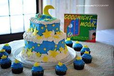 Moon Baby Shower Cakes   Honey Bee Cakes: Gluten Free Baby Shower Cake!!