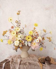 Floral Wedding, Wedding Bouquets, Wedding Flowers, Floral Centerpieces, Floral Arrangements, Floral Style, Floral Design, Yellow Bouquets, California Poppy