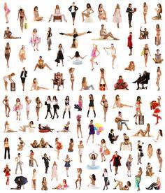 Photography Chart Of Poses | Free Photography Posing Guide | FreeDigitalPhotographyTutorials.com
