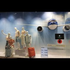 "LIFESTYLE DEPARTMENT STORE, Phoenix Marketcity, Bangalore, India, ""We had barely arrived in Honolulu in time to make our connection to San Francisco,....and we were not suprised to discover we had just missed our flight..."", pinned by Ton van der Veer"