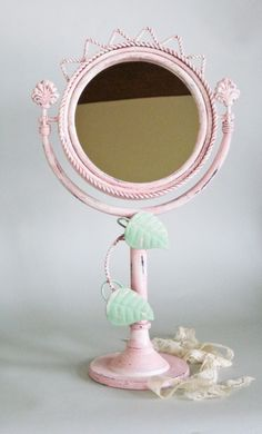 Sweet pink mirror