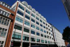 2 Fitzroy Place - JESMONITE AC730 Fitzroy Place, Architecture Design, Multi Story Building, Places, Architecture Layout, Architecture, Lugares