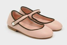 Ballerina shoes leather nuby April Showers