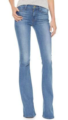 FRAME Le Karlie Forever Flare Jeans | legs for days