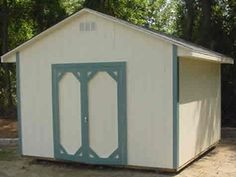 How to Build a 12' X 12' Storage Shed Plans