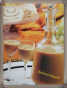 "Likier ""Szybki Bill"" | Babcia radzi, coś tam ... Irish Cream, Preserves, Alcoholic Drinks, Bottle, Tableware, Food, Preserve, Dinnerware, Flask"