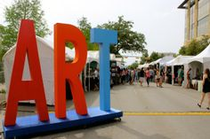 Amid Austin's thriving art community, art centric festivals are not new. http://austinfusionmagazine.com/2014/04/16/keep-austin-artistic-art-city-2014/