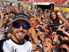 Alonso #spanishgp #f1#2015