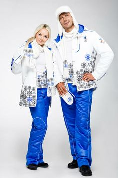 Estonia, Sochi 2014, designed by Monton