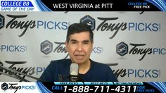 West Virginia vs. Pittsburgh Panthers Free NCAA Basketball Picks and Pre...