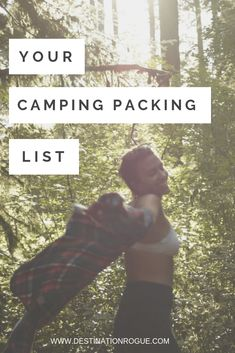 Our 12 Camping Essentials - Destination Rogue - Our 12 Camping Essentials // Wh. - Our 12 Camping Essentials – Destination Rogue – Our 12 Camping Essentials // What to take when - Camping Needs, Tent Camping, Campsite, Outdoor Camping, Camping Gear, Camping Trailers, Camping Stuff, Camping Checklist, Camping Essentials