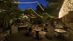 Garden Bar - Notting Hill