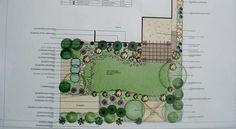 Autocad Landscape Design