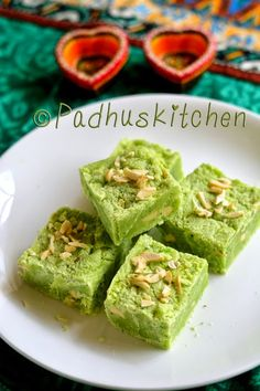 Maida Burfi Recipe-Maida Sweet Cake-Easy Diwali Recipes for Kids