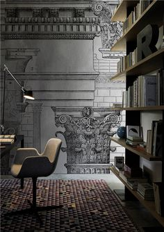 22/01/2016 - At Maison&Objet Wall&decò presents Contemporary 2016 Wallpaper Collection. A range of graphic wallpapers exploring th