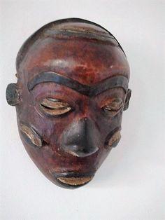 Afrikaans masker - Catawiki