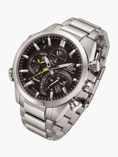 Casio Launches Bluetooth Controlled Edifice EQB-500 Timepiece