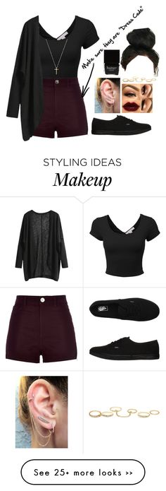 """""""Untitled #158"""" by blueconverse1 on Polyvore"""