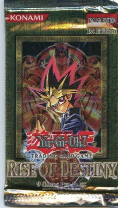 English Judgement of the Light booster box YGO! Factory sealed 1st ed