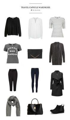 Travel Capsule Wardrobe | Paris | Shakespeare & Sparkle