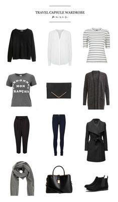 Travel Capsule Wardrobe | Paris | Shakespeare & Sparkle