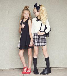 Girls Fashion, Tween Fashion, Black and White, Butterflies and Zebras, Girls Party, Tween Party, Style, Kids, Tween, Girls, Fashion,