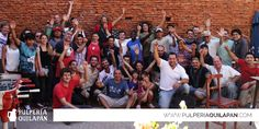 [FOTOS & VIDEO] ¿Lo sabias? La casa histórica de la Pulpería Quilapán está totalmente renovada.  http://pulperiaquilapan.com/?p=15651  Compartí con nosotros esta celebración.